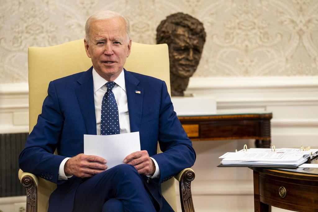 Joe Biden celebra que se haga 'justicia' por la muerte de George Floyd