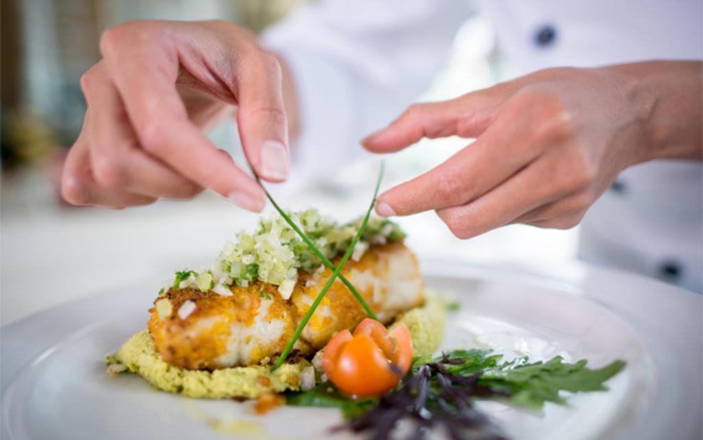 El uso del cannabis en la gastronomía gourmet