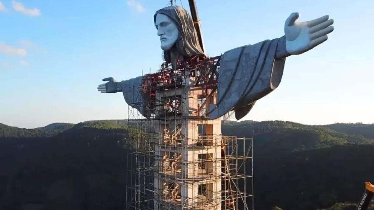 Cristo Protector, la nueva estatua de Brasil