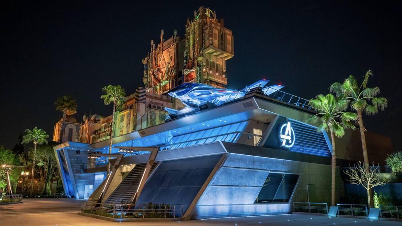 Ya hay fecha para el nuevo parque de Avengers