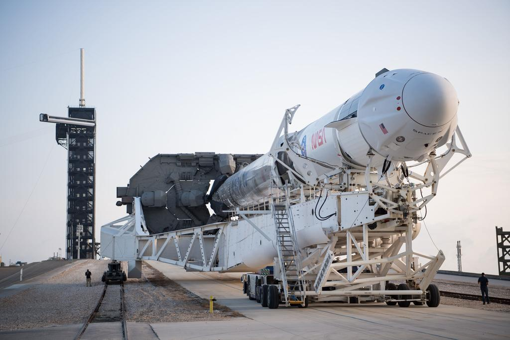 Aplaza NASA lanzamiento de misión tripulada a la EEI
