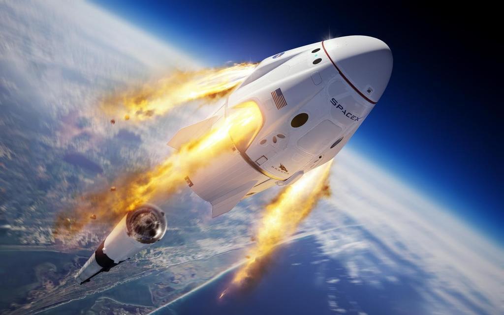Aplazan lanzamiento de la capsula Dragon de SpaceX pro condiciones climáticas