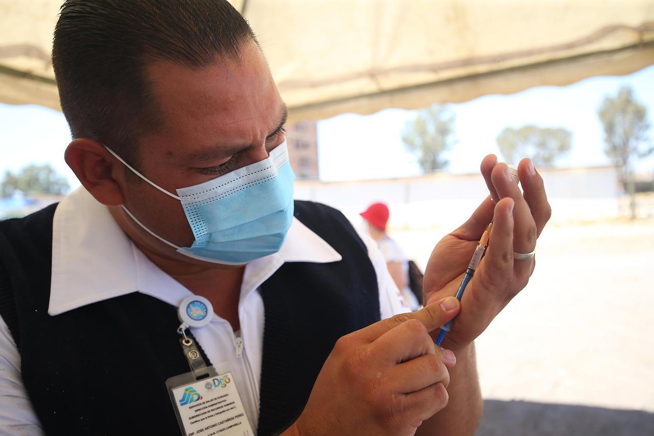 Dejan módulo fijo  de vacunación contra Covid en el CESSA 450, para rezagados