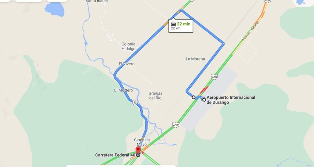 Guardia Nacional bloquea ruta al aeropuerto; buscan mover a normalistas