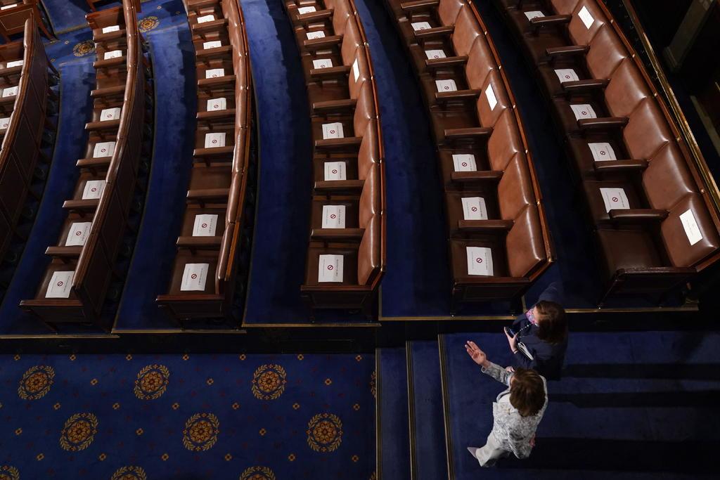 Un 'dreamer' mexicano entre los invitados de Biden a su discurso ante el Congreso