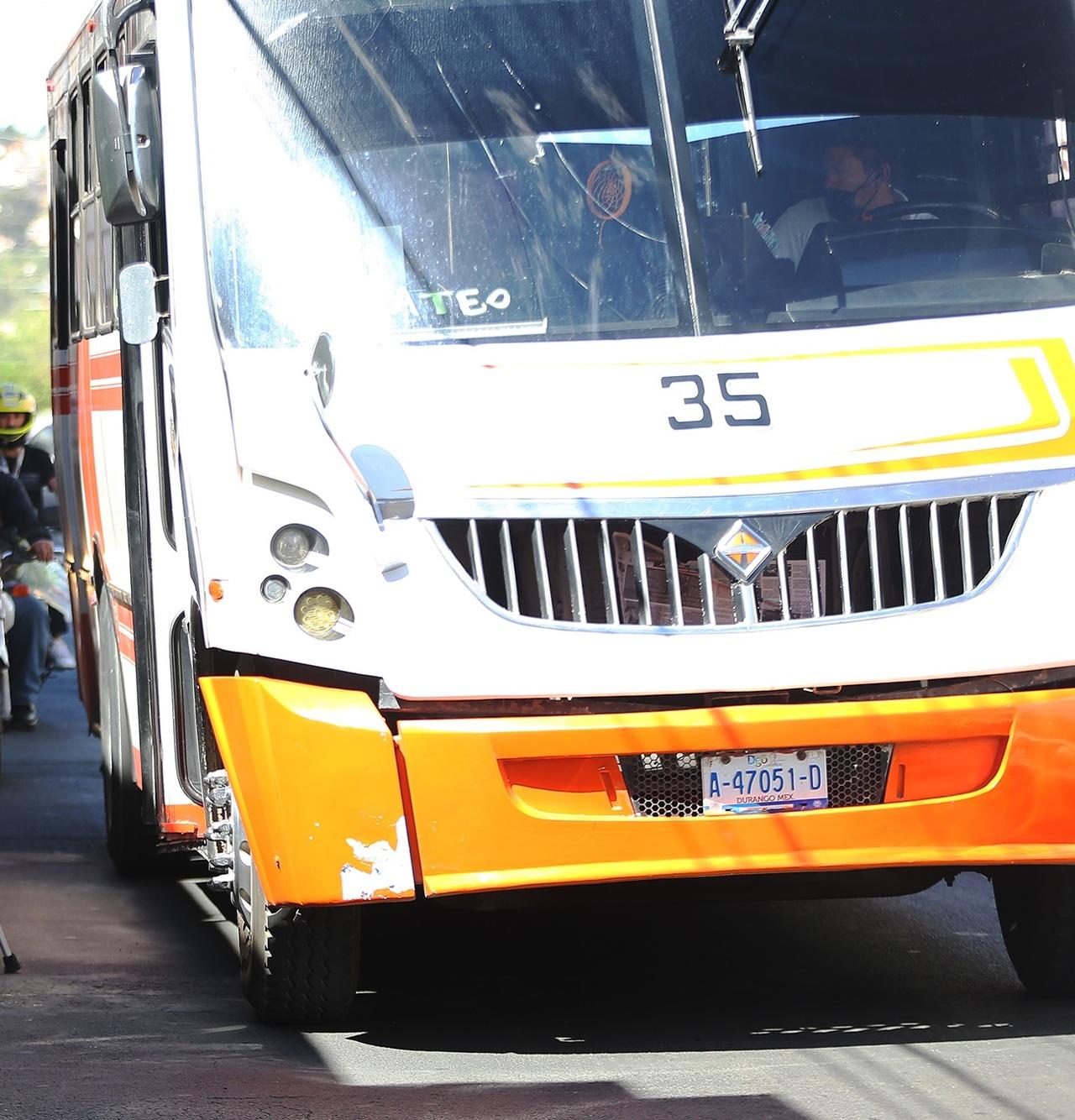 Autobuses van de regreso a la Zona Centro