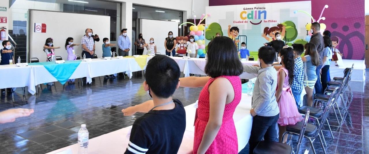 Nombran Consejo en Ciudad de los niños