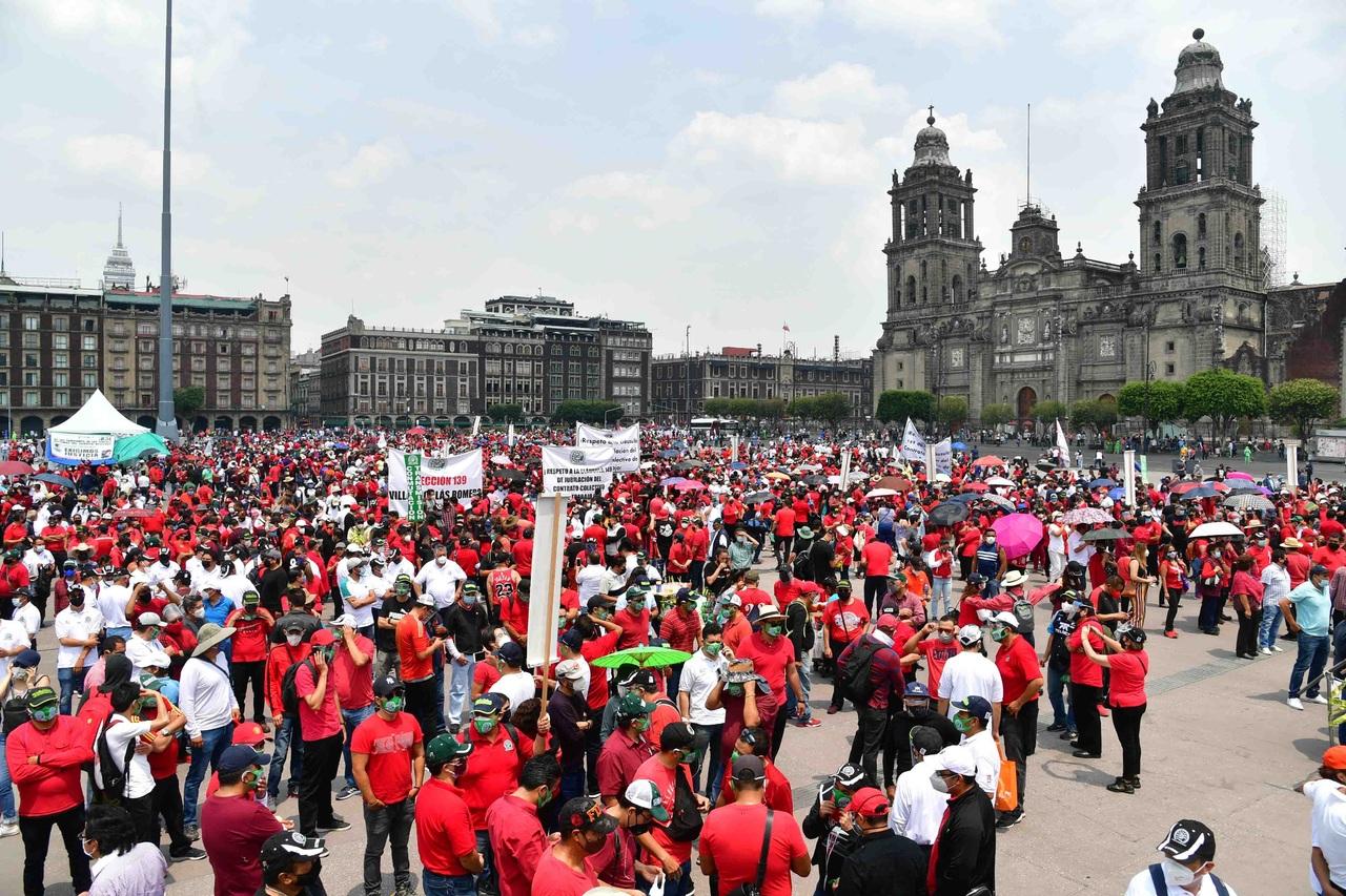 Conmemoración, entre pobreza y desempleo