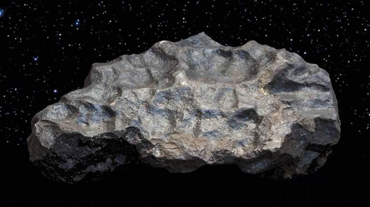 Avatares del mejor meteorito español; está repartido y perdido por el mundo