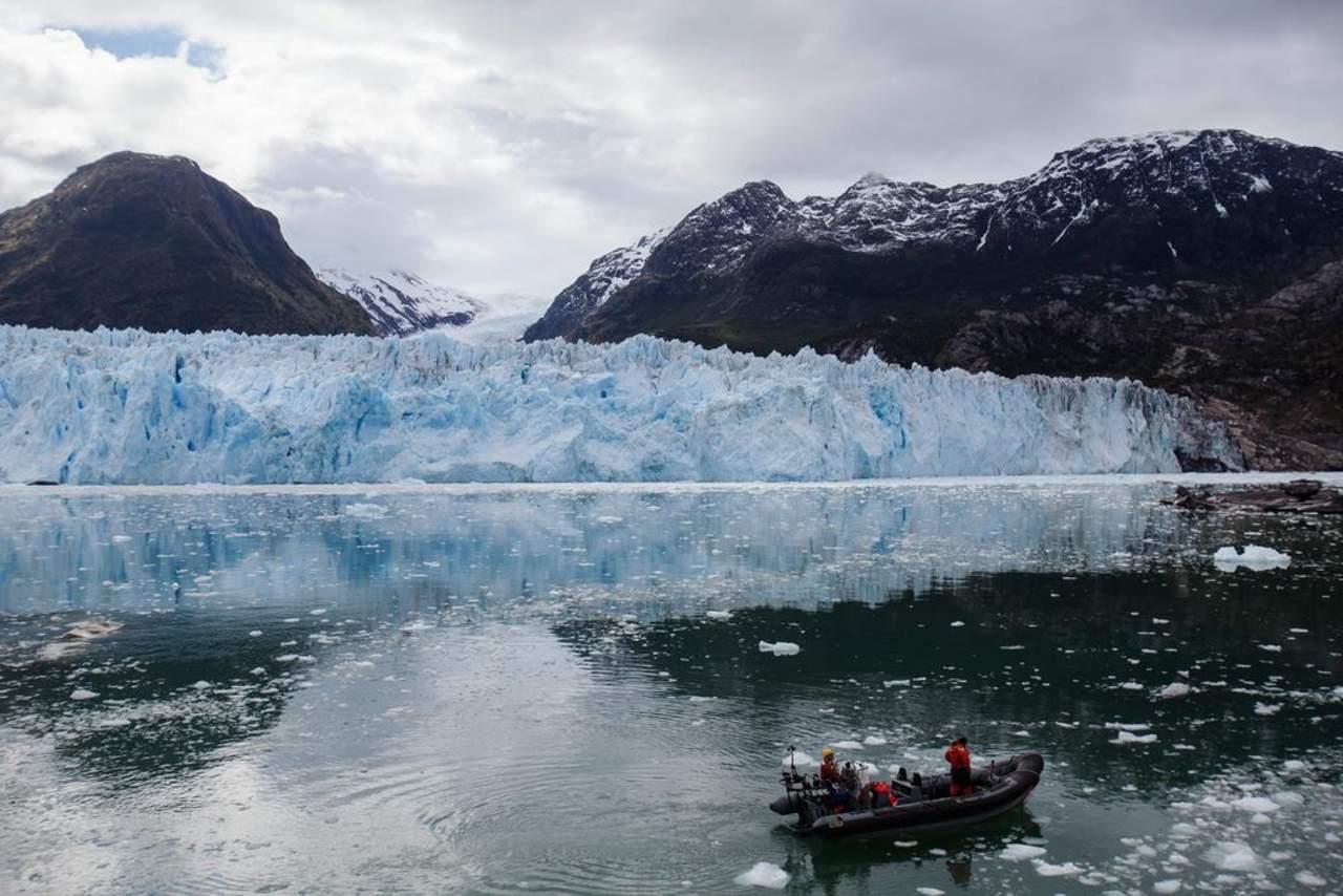 Alertan que deshielo de glaciares se acelera desde 2000