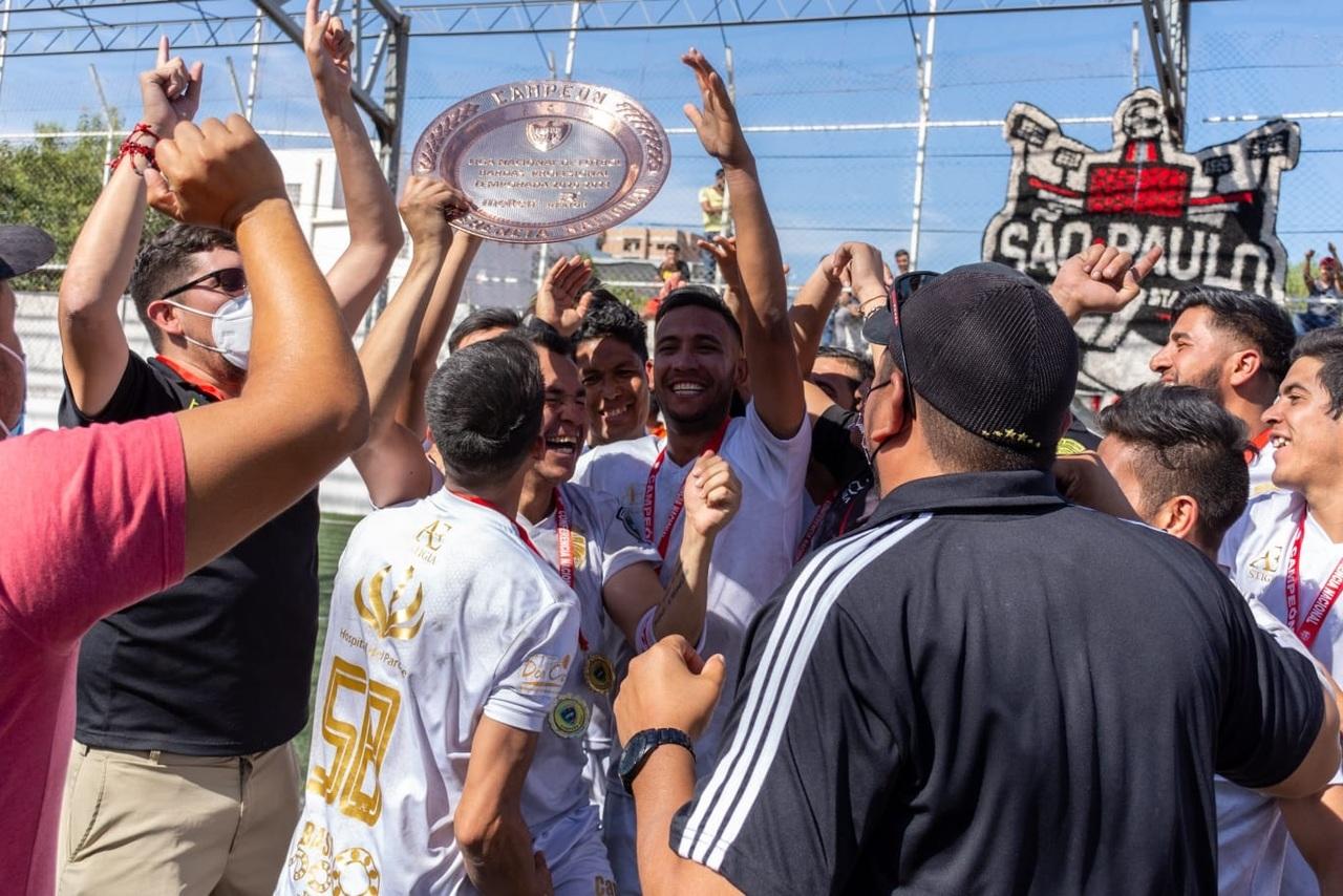 Mega FC es el campeón