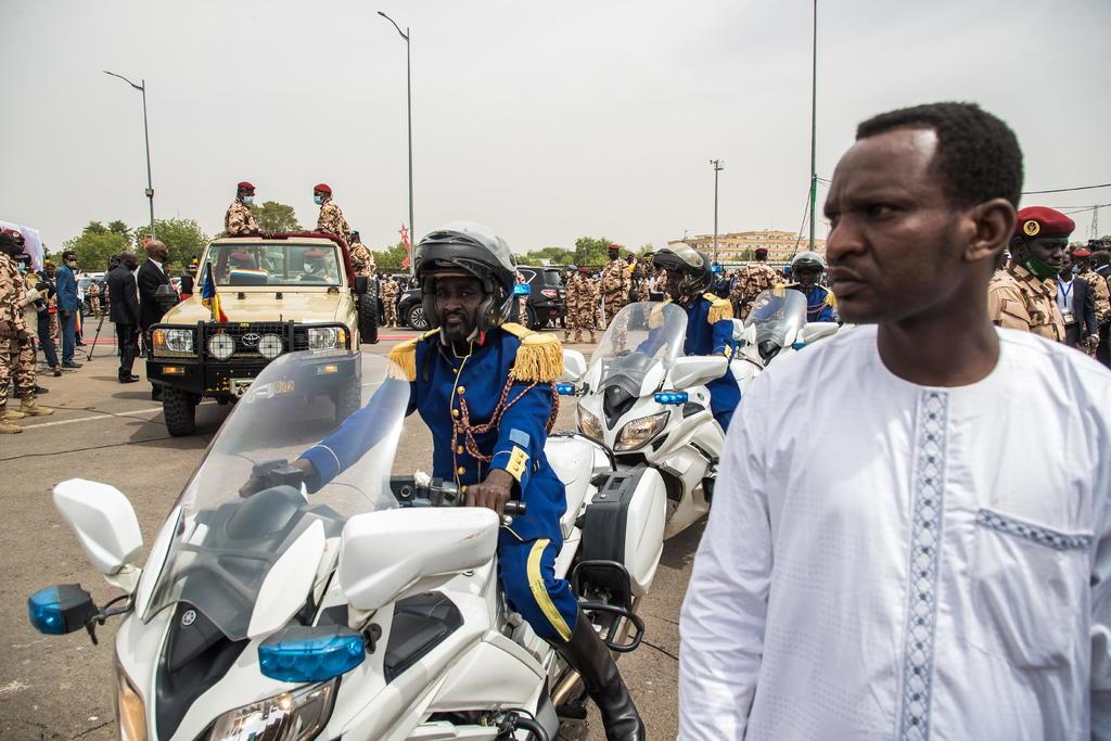 Nombran en Chad Gobierno de transición