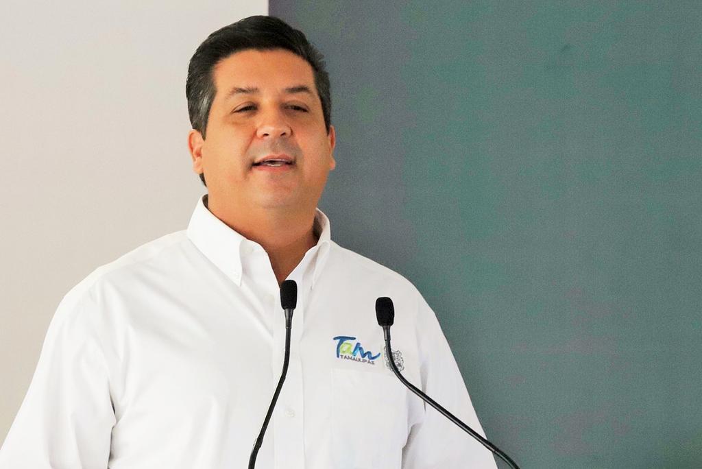 García Cabeza de Vaca 'ya no tiene fuero', aseguran AMLO y Segob