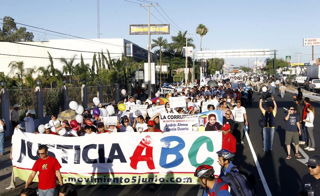 2009: Incendio en la guardería ABC; 49 menores muertos