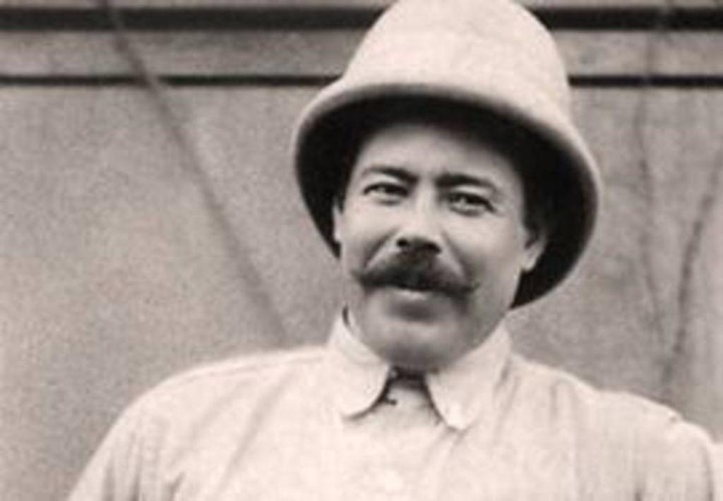 1878: Nacimiento de Francisco Villa, uno de los jefes de la Revolución Mexicana