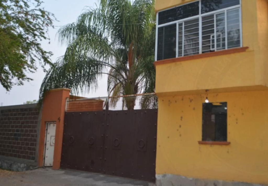 Catean rancho en Morelos ligado al CJNG; hay 5 detenidos