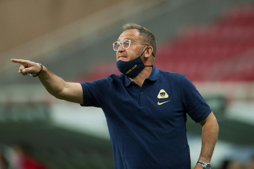 Andrés Lillini continuará al mando de Pumas para el próximo torneo