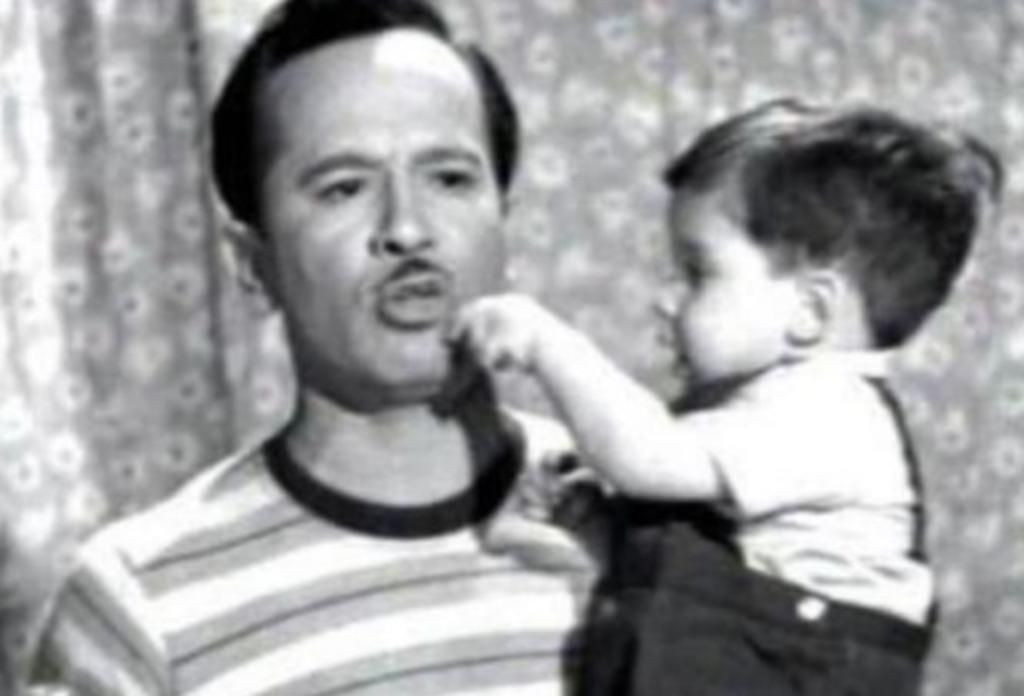 Así luce hoy 'Torito', hijo de Pepe el Toro en Ustedes los Ricos