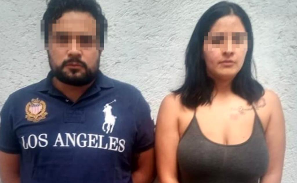 Cae pareja relacionada con robo de relojes de alta gama en Polanco