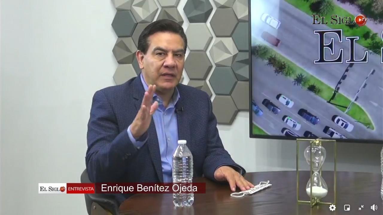 Benítez resalta tres prioridades legislativas