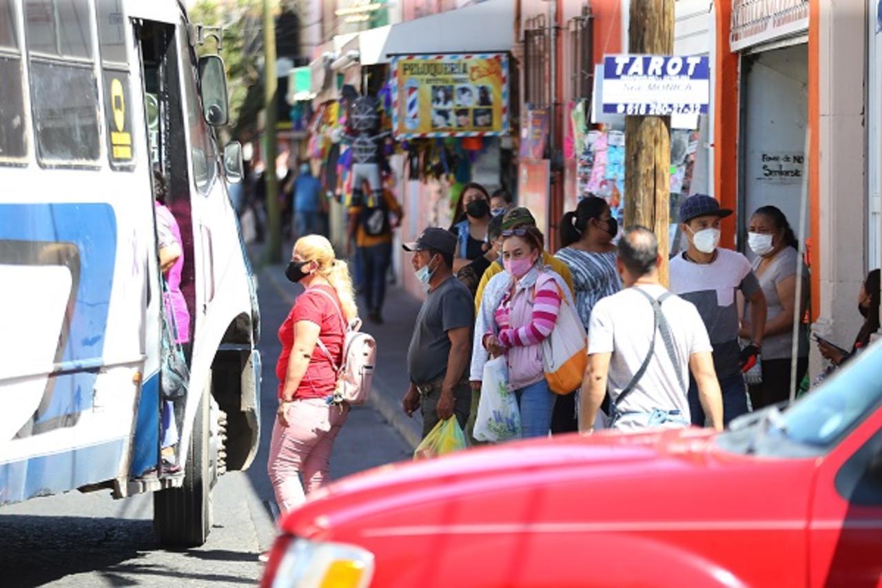 No descartan aumento a la tarifa del transporte público en Durango
