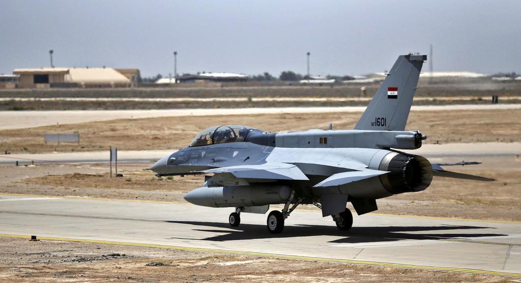 Caen cohetes en base iraquí con tropas de EUA sin causar víctimas