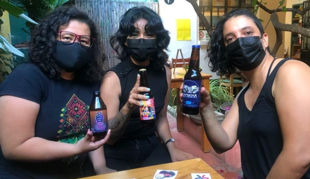 Impetuosa, una cerveza 'feminista' con causa creada por mujeres oaxaqueñas