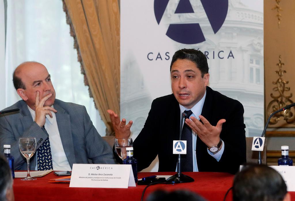 Exministro de Bolivia que se refugió en embajada de México será representante ante OEA