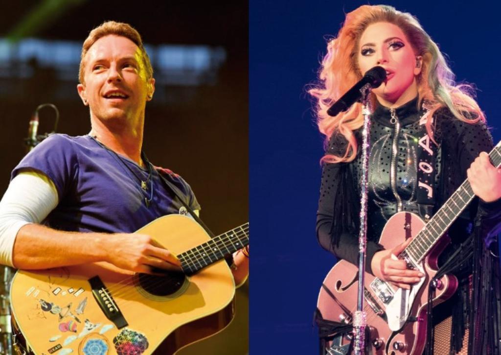 Fans de Coldplay y Lady Gaga se enfrentan por presunto plagio