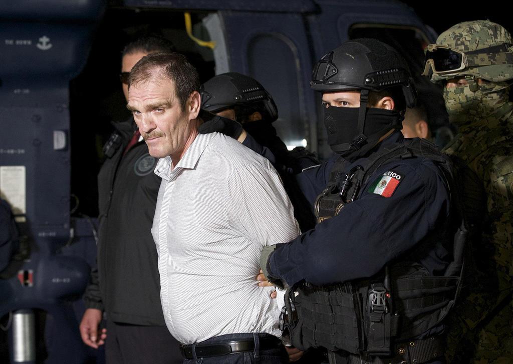 No logró FGR reunir pruebas suficientes contra 'El Güero' Palma