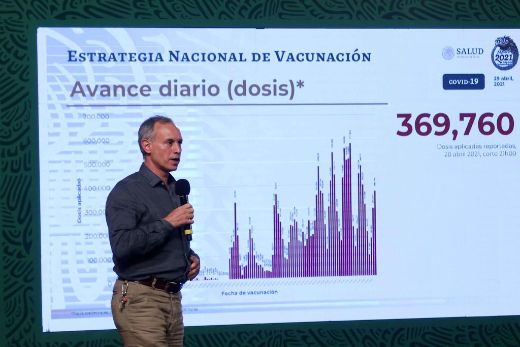 Descarta López-Gatell que variantes de coronavirus sean más agresivas