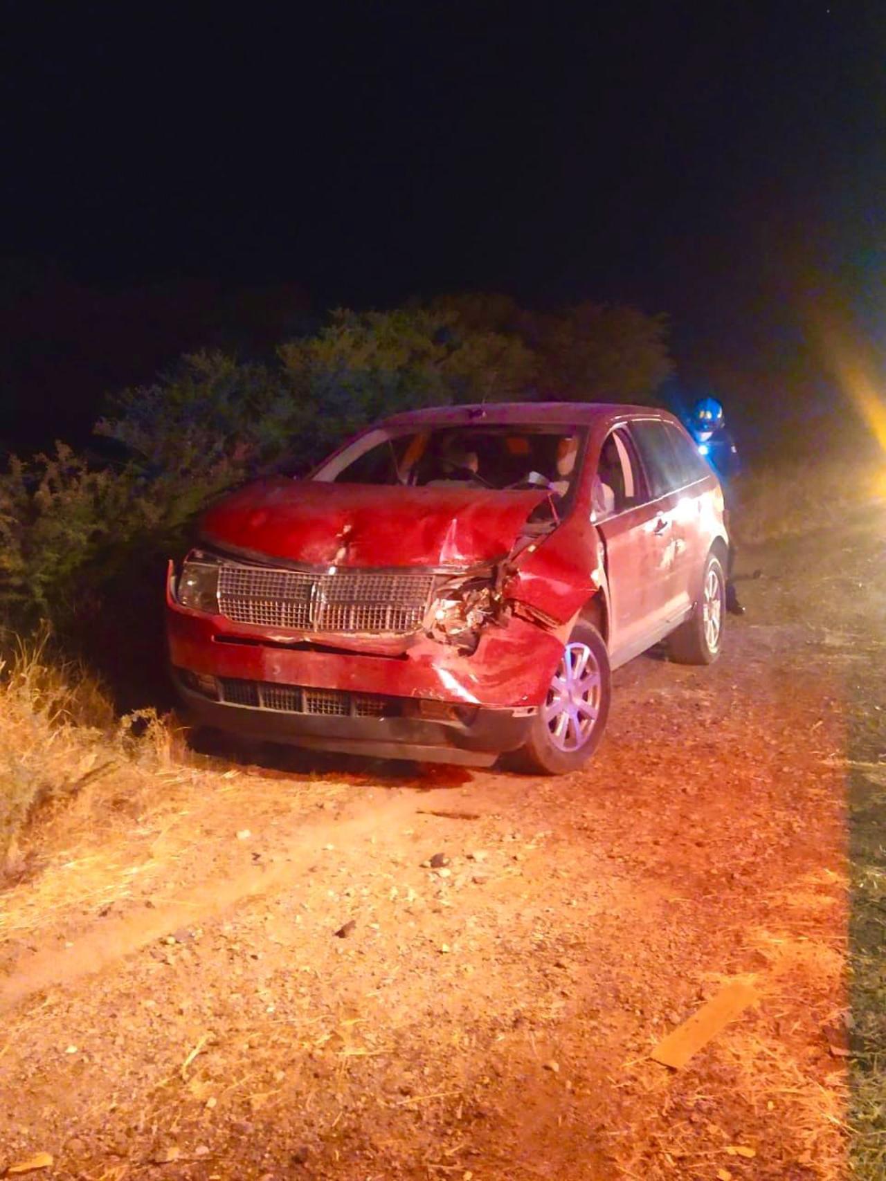 Par de accidentes en Santiago Papasquiaro
