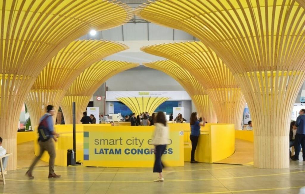 Celebrarán en México Feria Smart City de Latinoamérica