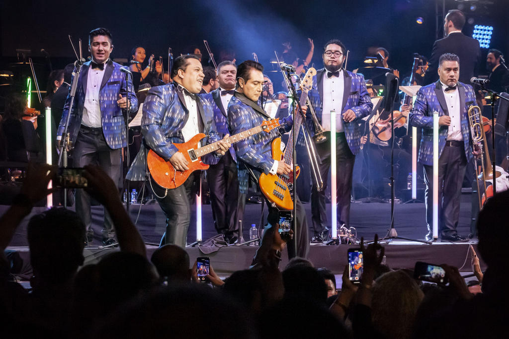 Los Ángeles Azules invitan a romper récord Guinness con cumbia
