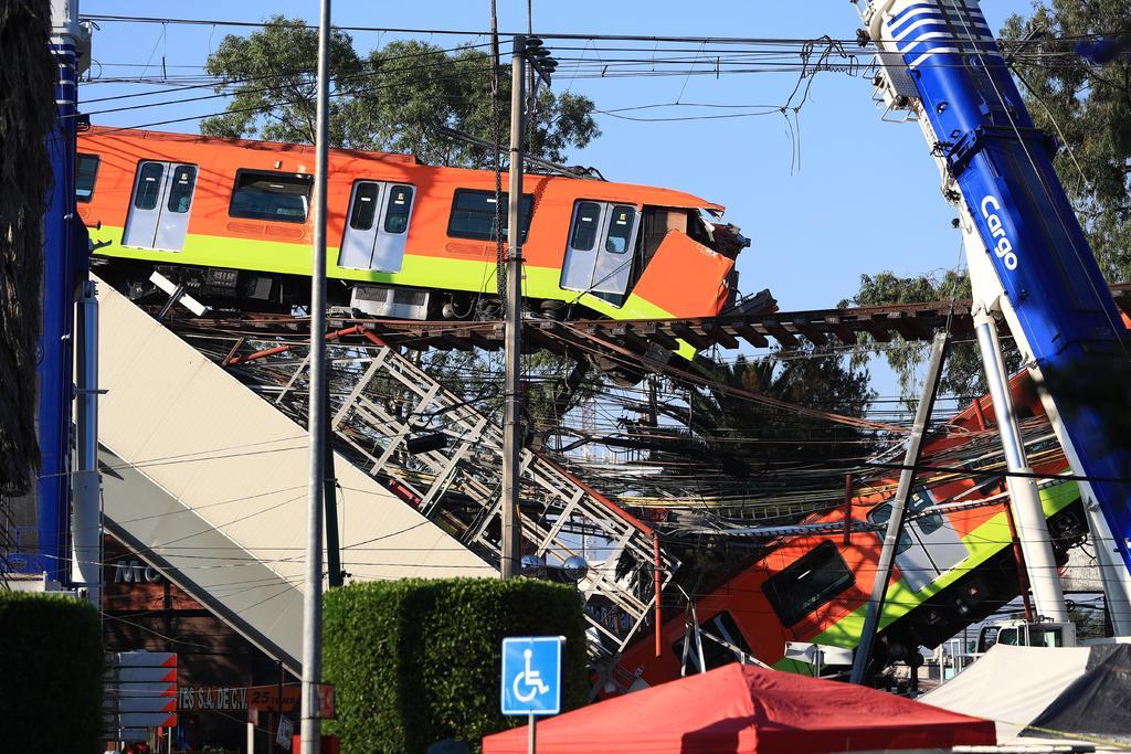 Despilfarro, política y muerte, presentes en Línea 12 del Metro de CDMX