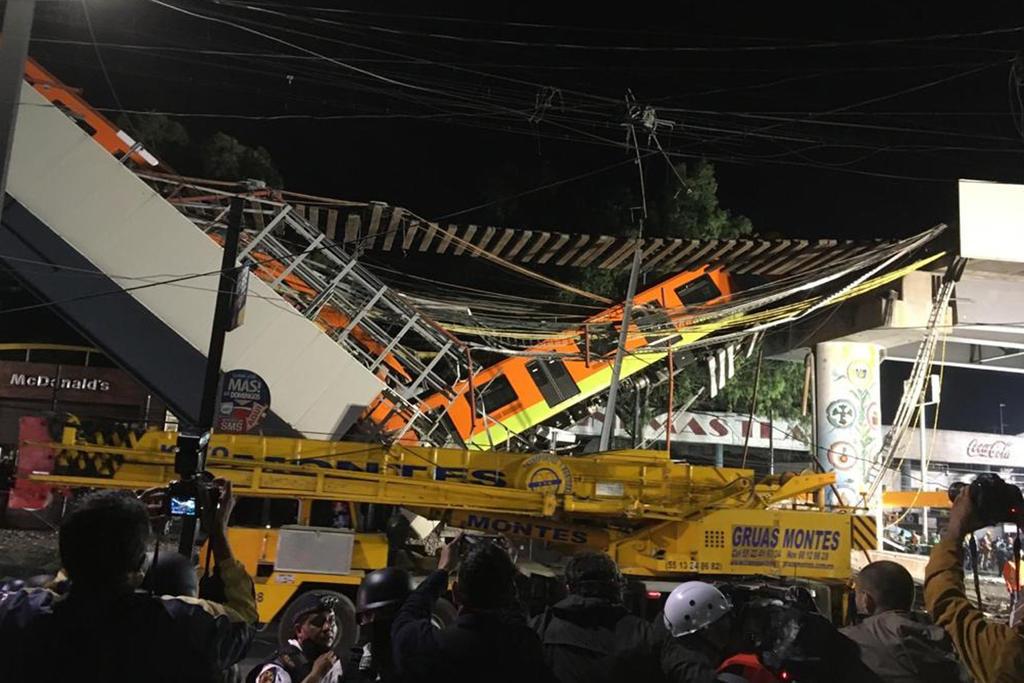 Expresa Venezuela condolencias a México por accidente en el metro