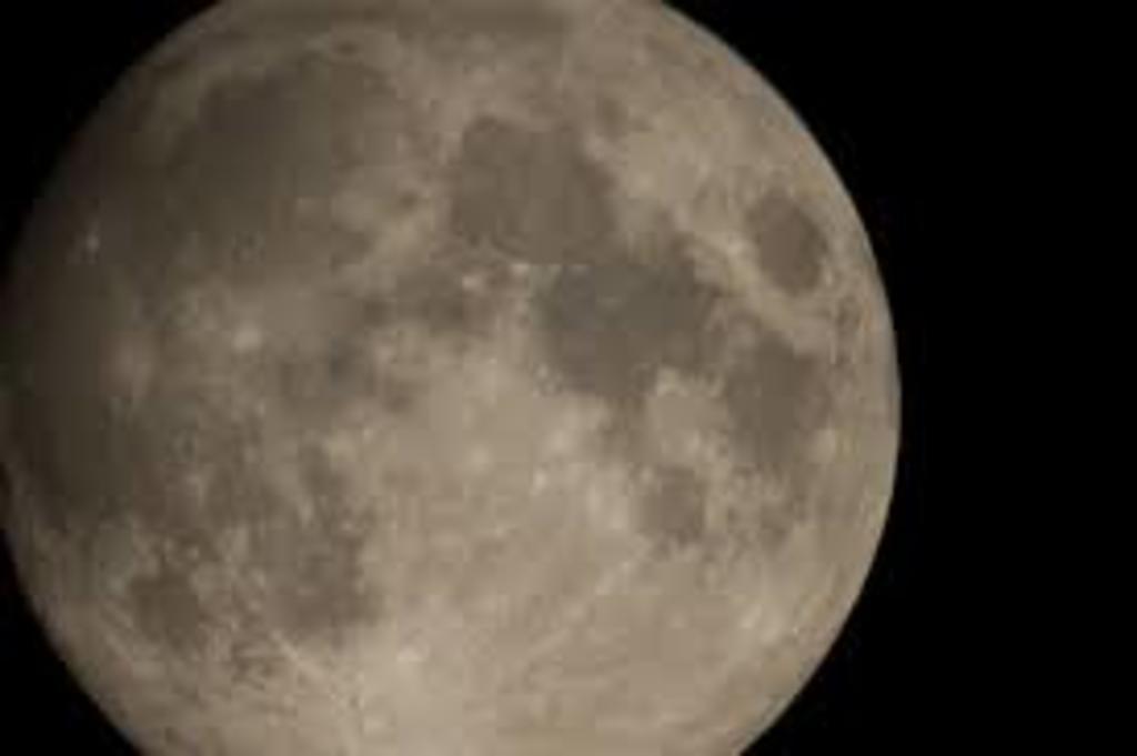 Nuevo mapa del polo sur de la Luna servirá para misiones de exploración