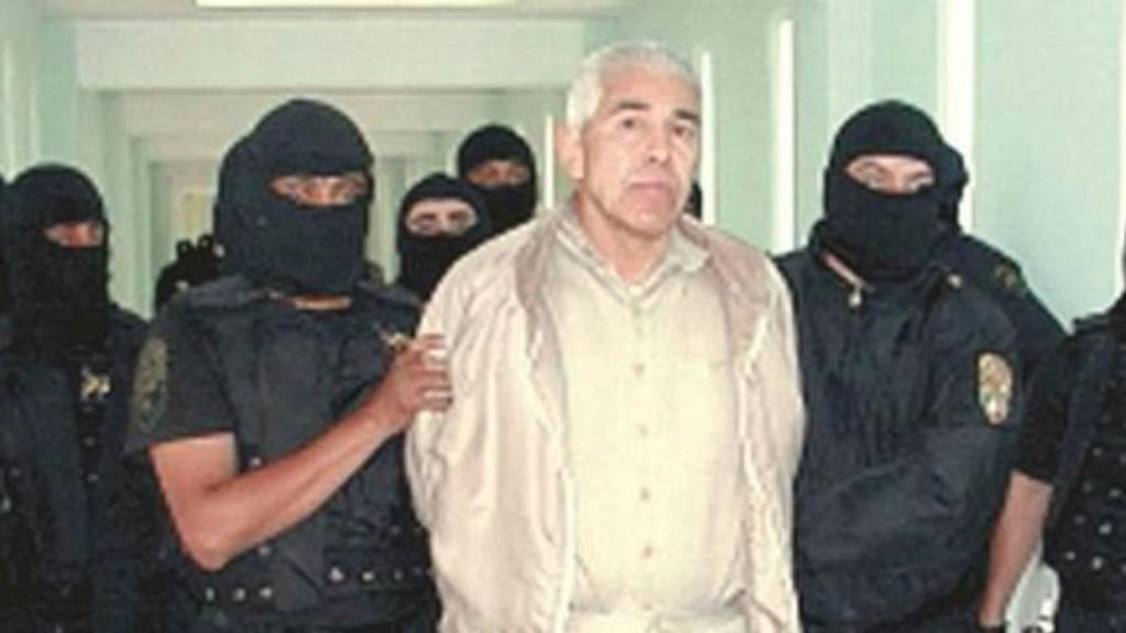 Avala Tribunal extradición de Rafael Caro Quintero a EUA