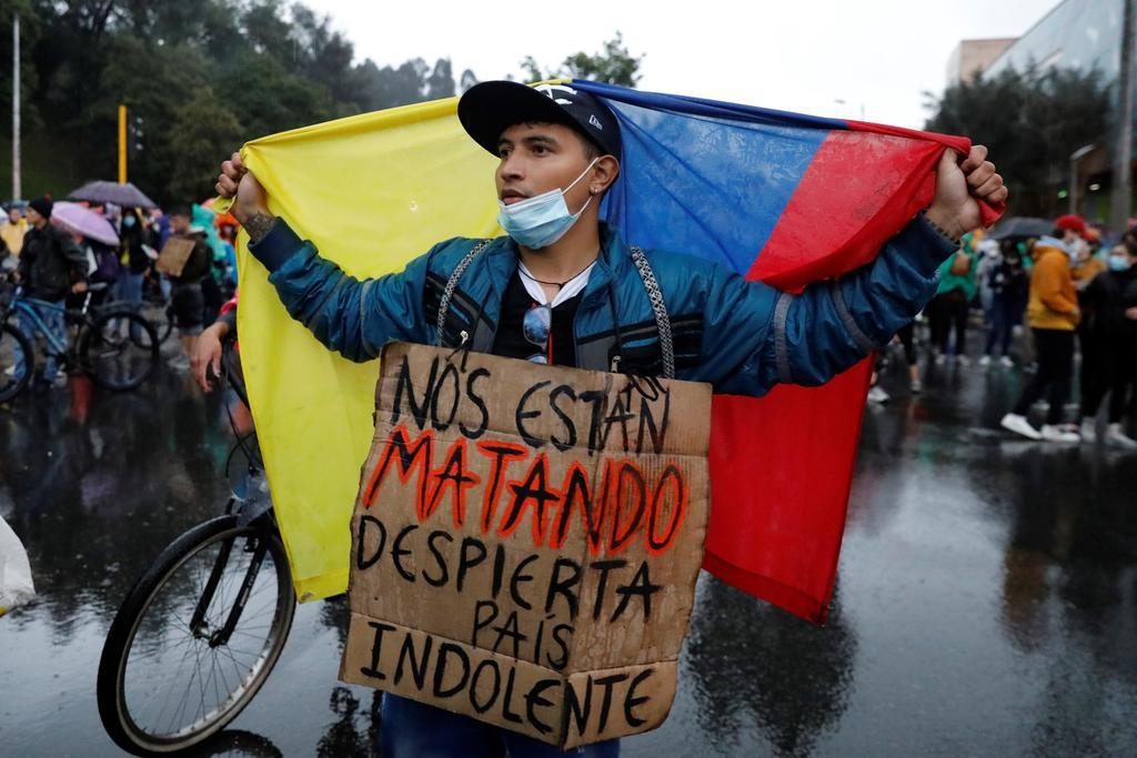 VIDEOS: Así se vive la situación en Colombia