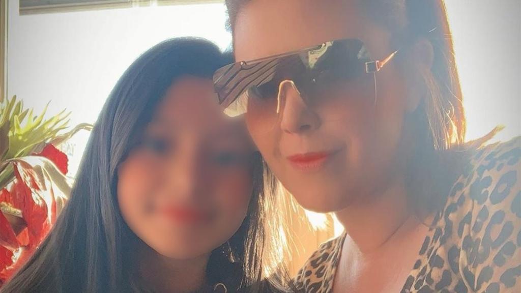 Alicia Machado temería por su vida tras revelar quién es el papá de su hija