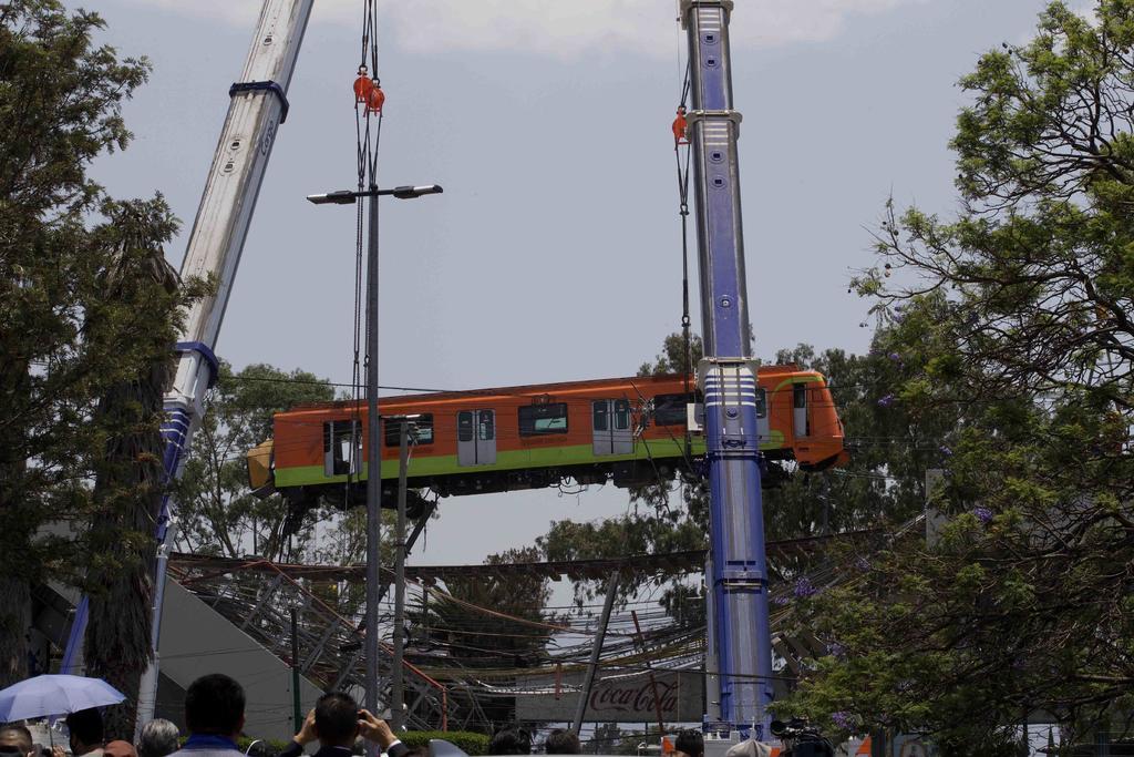 Responsables de desplome del Metro deben pagar: PRD