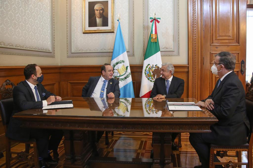 Apoyará México a Guatemala con Sembrando Vida y Jóvenes Construyendo el Futuro