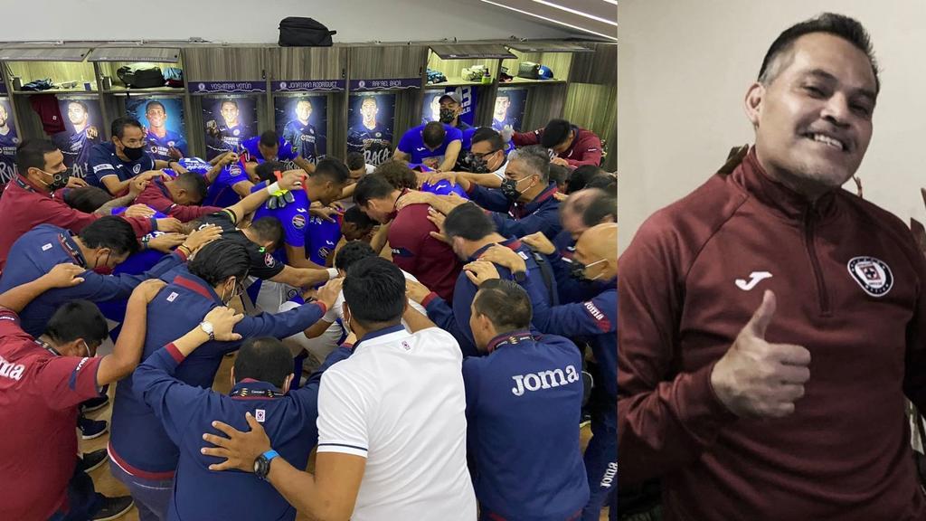 Cruz Azul dedica triunfo a aficionado que murió en Metro de CDMX