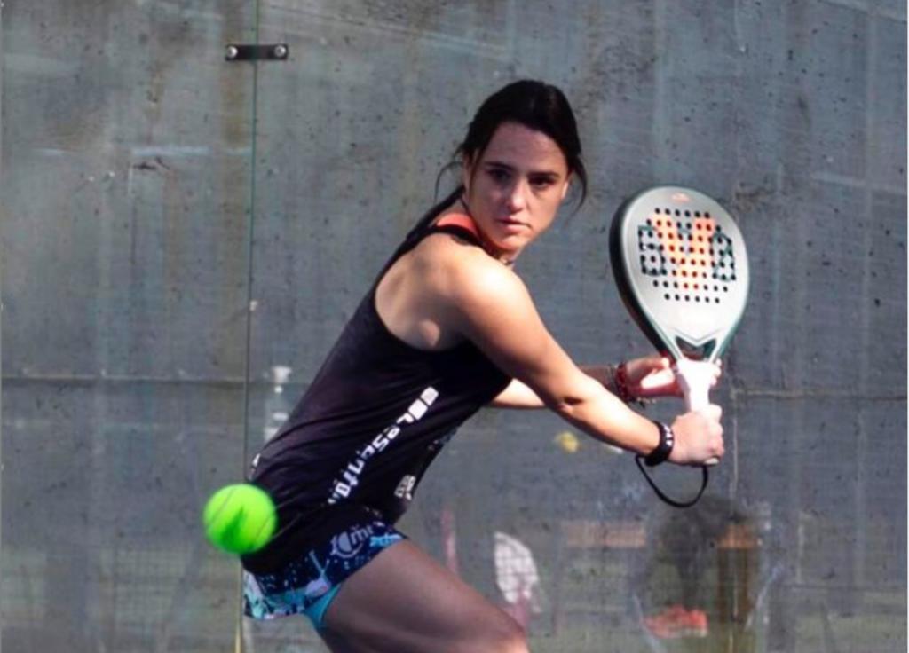 Ana María Cabrejas representará a México en torneo de Padel en Portugal