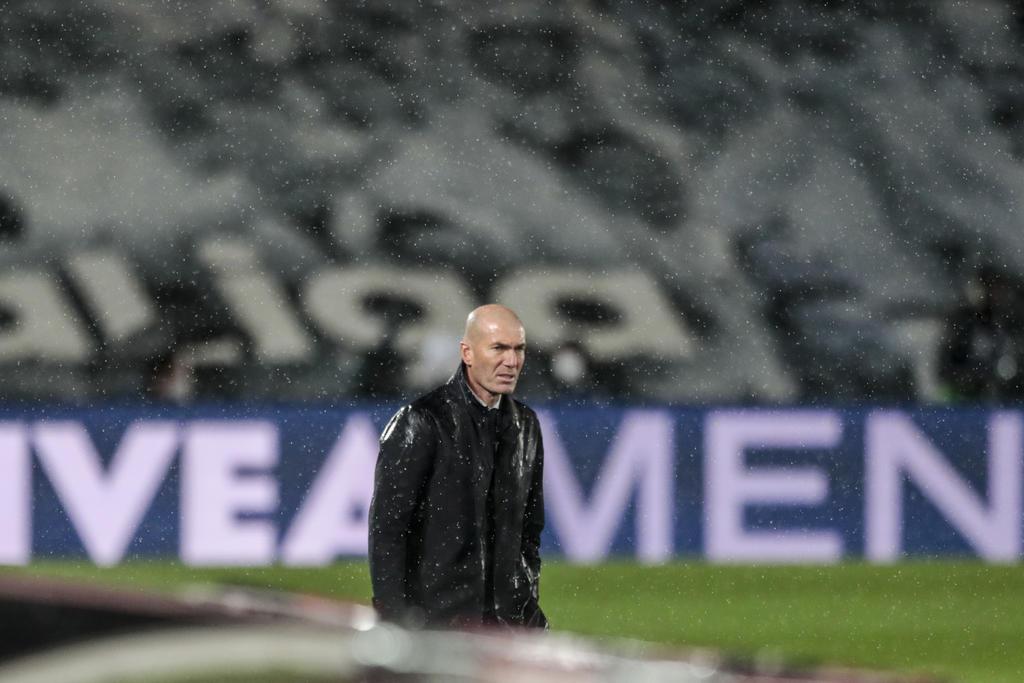 Chelsea ha merecido la eliminatoria: Zinedine Zidane