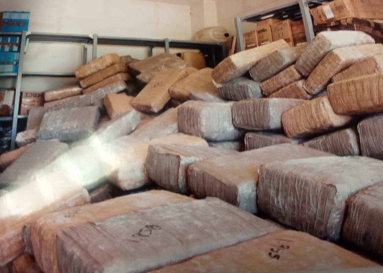 Vinculan a varón por transportar 6 toneladas de marihuana en PN