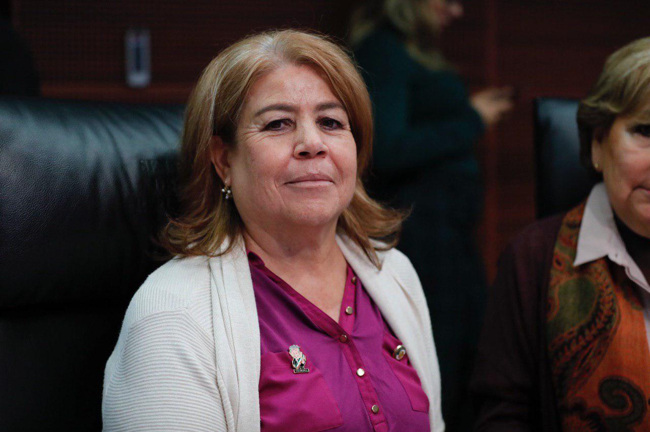 Senadora de Durango dice que 'perversos' causaron derrumbe de Metro