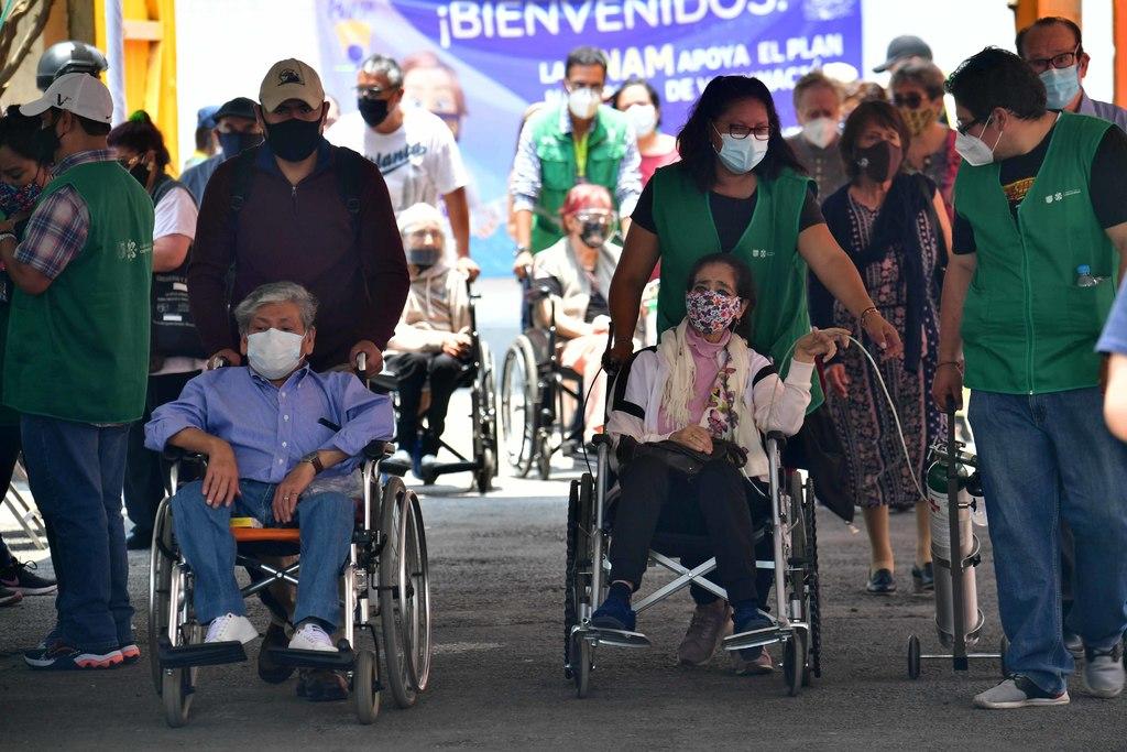 Acumula México 218,173 muertes