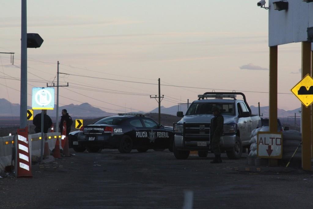 Militariza Gobierno aduanas en frontera norte