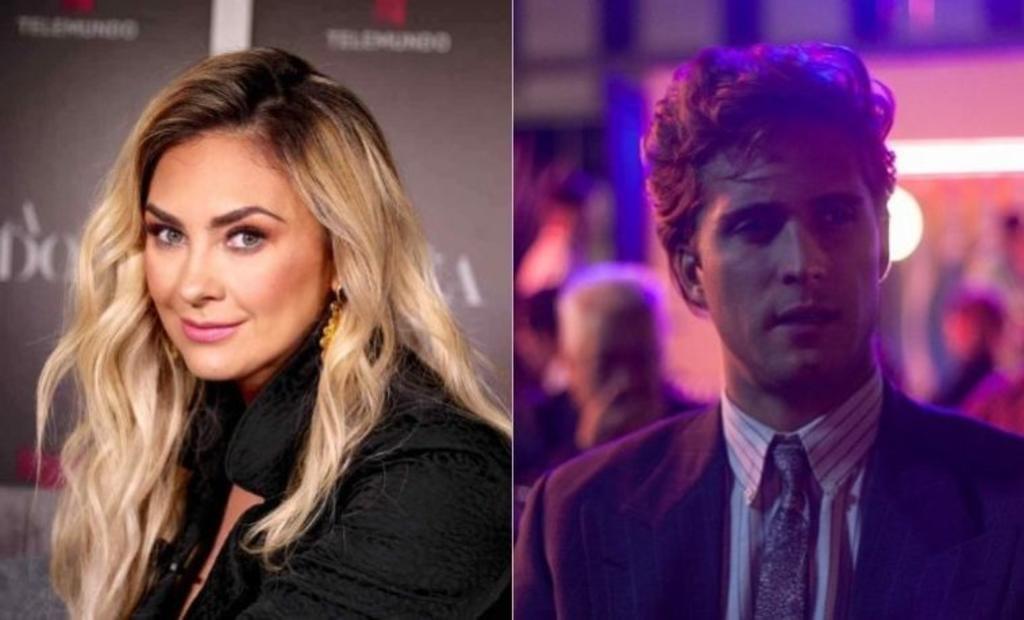 Aracely Arámbula reitera que no aparecerá en la serie de Luis Miguel